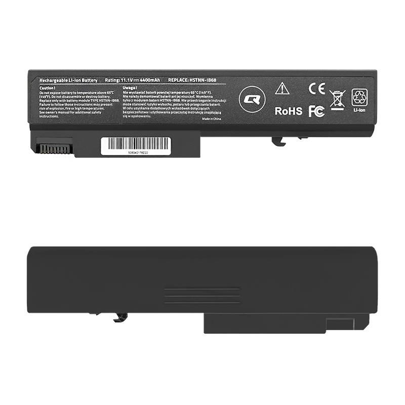 Qoltec Long Life baterie pro notebooky - HP EliteBook 6930p   4400mAh   11.1V