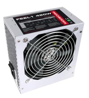 Zdroj MODECOM FEEL 1 420 ATX 2.2 420W 120mm