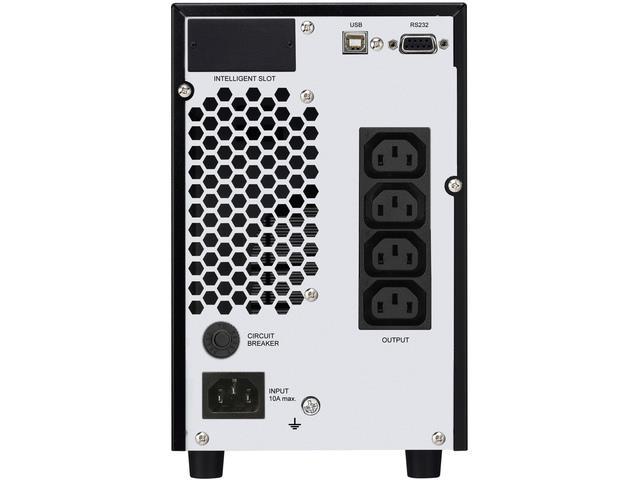 Power Walker UPS On-Line 2000VA, 4x IEC, USB/RS-232, LCD, Tower