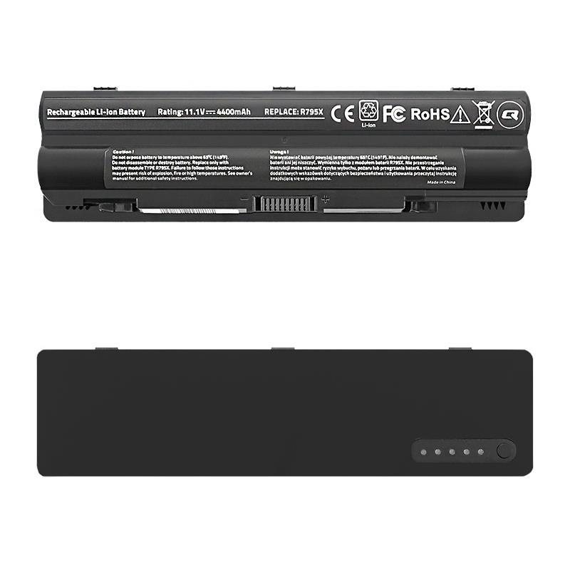 Qoltec Long Life baterie pro notebooky - Dell XPS 14 L501x   4400mAh   11.1V