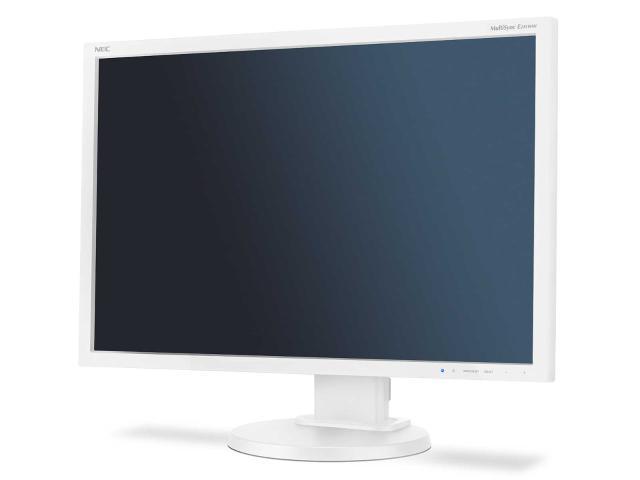 NEC LCD E245WMi 24'' LED, IPS, 6ms, VGA/DVI/DP, repro, 1920x1200, HAS, pivot, b