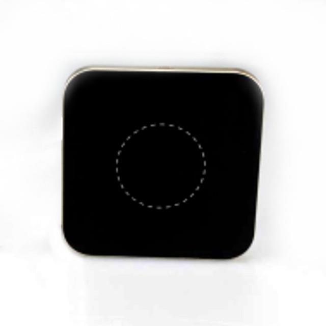 PowerNeed Sunen nabíjecí podložka pro bezdrátové nabíjení, černá