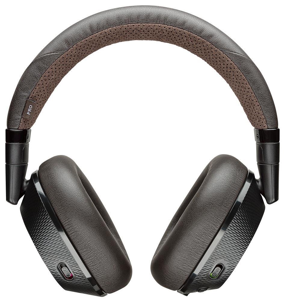 Plantronics BackBeat PRO 2 Bluetooth stereo sluchátka s mikrofonem, černá