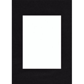 Hama pasparta černá, 18 x 24 cm