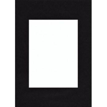Hama pasparta černá, 20 x 28 cm