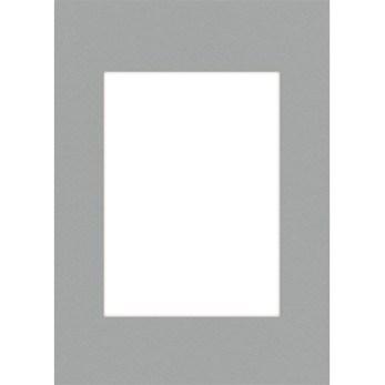 Hama pasparta, barva granit, 18 x 24 cm