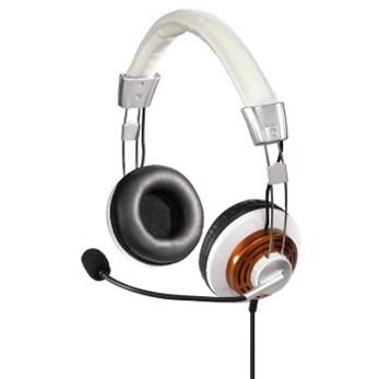 """Hama PC Headset """"HS-320 OTÍK"""", bílá"""