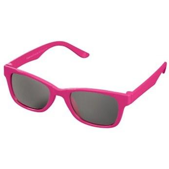 Polarizační 3D brýle, dětské, růžové