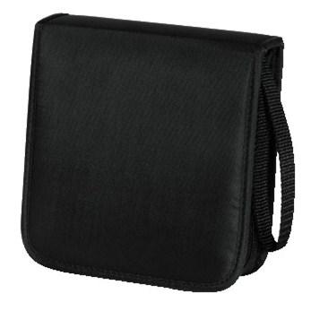 Hama pouzdro CD Wallet Nylon 20, barva černá