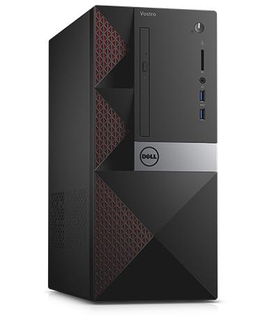 Dell PC Vostro 3668 MT i5-7400/8G/256SSD/WiFi+BT/DVD-RW/VGA/HDMI/W10P CZ/3yNBD