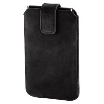 Hama pouzdro na mobilní telefon Chic Case, M, černé