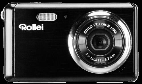 "Rollei Compactline 83/ 8 MPix/ 8x zoom/ 2,7"" LCD/ HD video/ Černý"