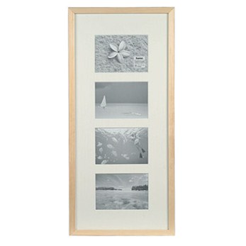 Hama 1137 rámeček dřevěný Galerie STOCKHOLM, přírodní, 26x60 cm