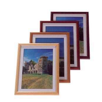 Hama 1009 rámeček dřevěný TRAVELLER, hnědý, 9x13cm