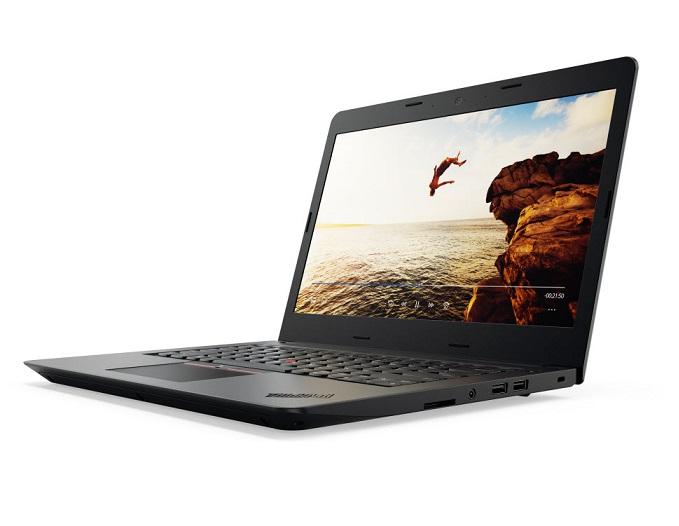 "Lenovo ThinkPad E470 i3-7100U/4GB/500GB-7200/HD Graphics 620/14""HD/W10PRO černý"