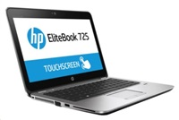 HP EliteBook 725 G3 A10 Pro-8700B 12.5 HD CAM, 4GB, 500GB 7.2, WiFi ac, BT, FpR, Win10Pro DWN