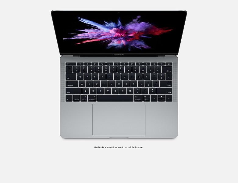 """Apple MacBook Pro 13,3"""" IPS Retina 2560x1600/DC i5 2.0-3.1GHz/8GB/256GB_SSD/Iris 540/CZ/Silver"""