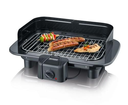 PG 8536 BBQ stolní gril 37x23cm, 2300W