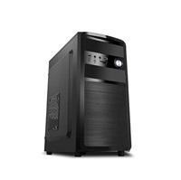 SPIRE skříň TRICER 1408, 420W, micro ATX, USB 3.0, black