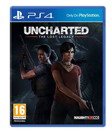 PS4 - Uncharted: The Lost Legacy - 23.8.