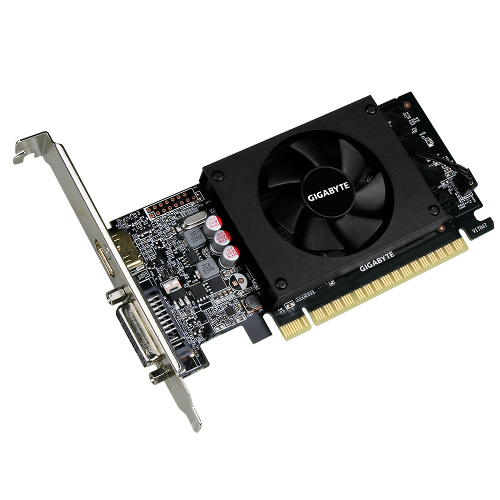 GIGABYTE GT 710 Ultra Durable 2 2GB DDR5