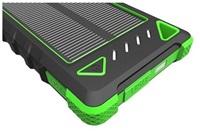 Solární power bank VIKING SPT-80 8000 mAh, zelená