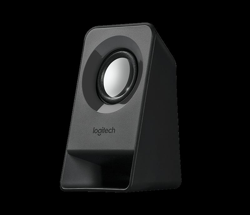 repro Logitech Z211, 2.1 zvukový systém