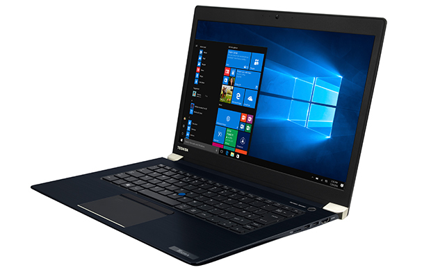 "TOSHIBA Tecra X40-D-11F i7-7500U/16 GB/512 GB SSD M.2 PCIe/HD Graphics 620/14"" FHD Touch/BT/W10 Pro/Blue/Black"