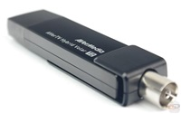 AVERMEDIA TV tuner AVerTV Hybrid Volar T2 H831, USB (DVB-T, 3D, černý)