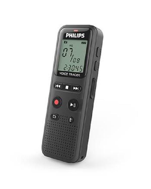 Philips digitální záznamník DVT1150 - 4GB, USB