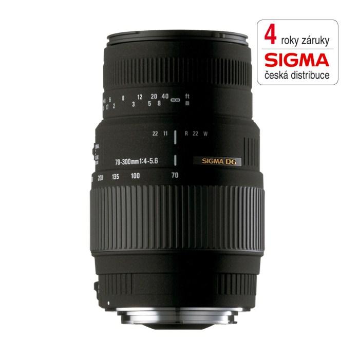 SIGMA 70-300/4.0-5.6 DG MACRO Sony