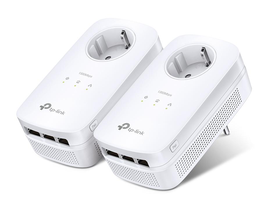 TP-Link TL-PA8030PKIT 1300Mbps Powerline Kit