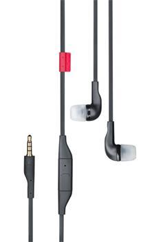 Nokia stereofonní headset WH-205 (vč. adaptéru AD-52) Black
