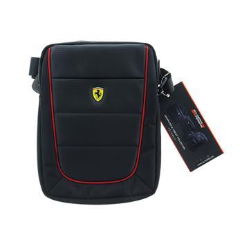 """Ferrari Scuderia Universalní Pouzdro pro Tablet 10"""" Black/Red"""