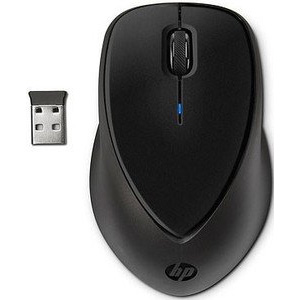 HP myš Comfort Grip bezdrátová černá