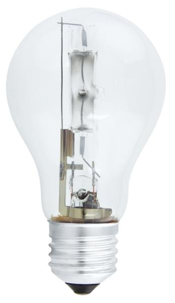 Emos Halogenová žárovka Classic A60, 105W/131W E27, teplá bílá, 1810 lm, Classic C