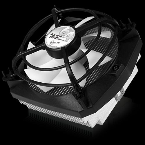 Arctic Cooling Alpine 64 PRO Rev. 2 (AMD FM2, FM1, AM3+, AM3, AM2+, AM2, 939 Socket)