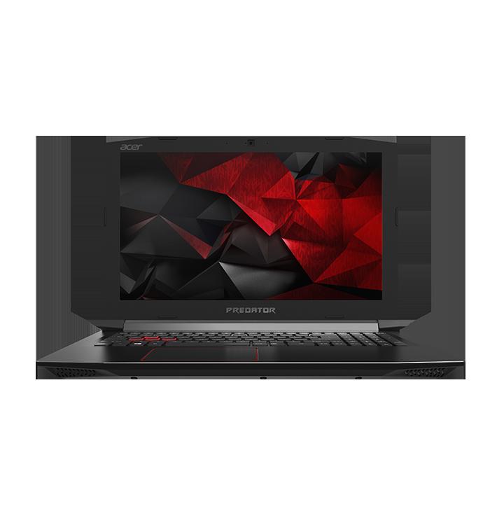 "Acer Predator Helios 300(PH317-51-70J8) i7-7700HQ/8GB+N/128GB SSD M.2+1TB/GTX 1060 6GB/17.3""FHD IPS matný/BT/W10 Home/Black"