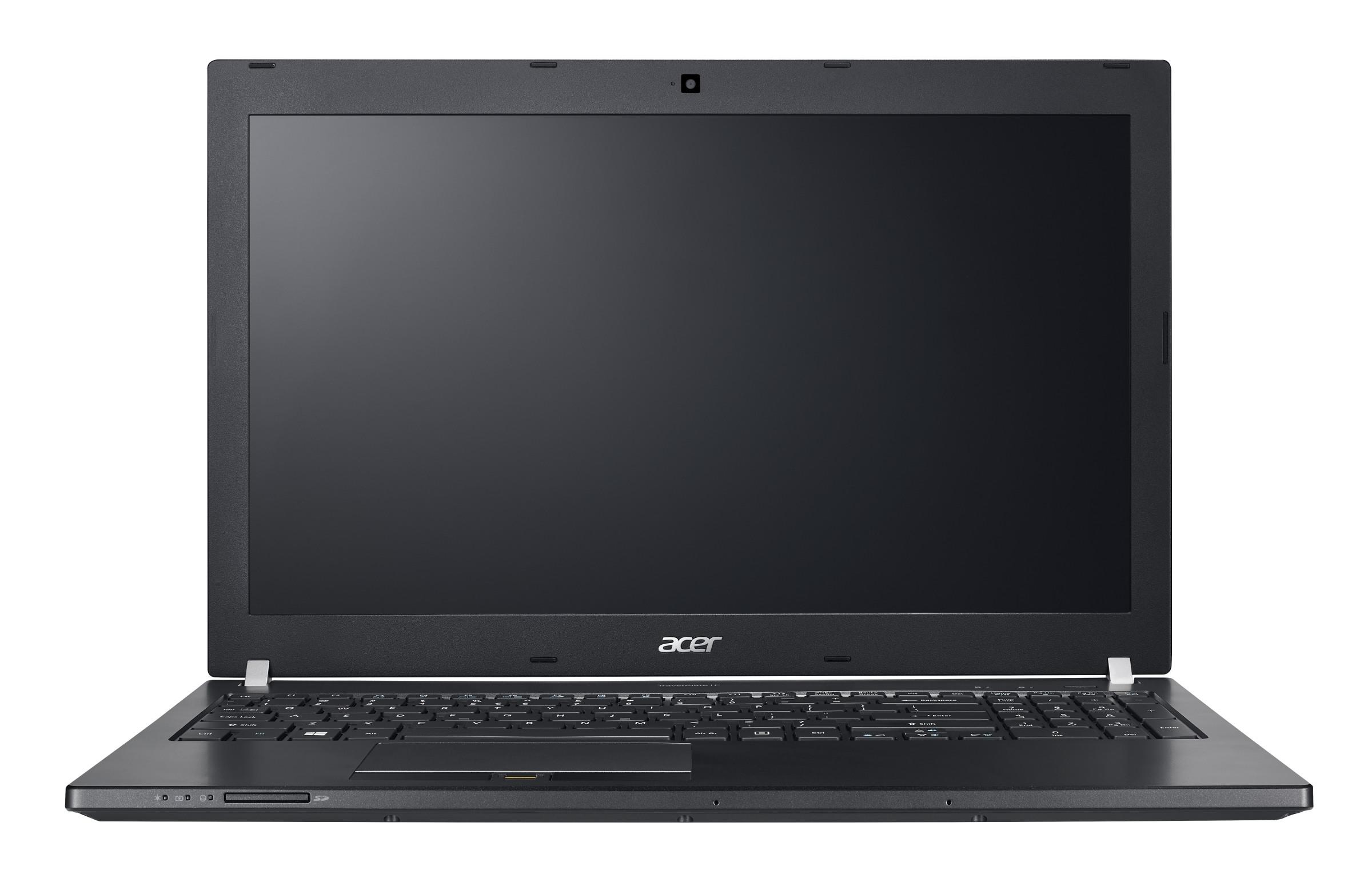 "Acer P658-G2-M-77B0 i7-7500U/8GB OB+N/512 GB SSD/15.6"" FHD IPS matný/HD Graphics/W10 Pro"