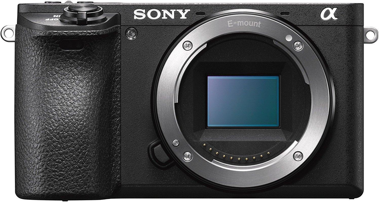 Sony A6500G, 16-70mm, 24,2Mpix/4K video/hledáček