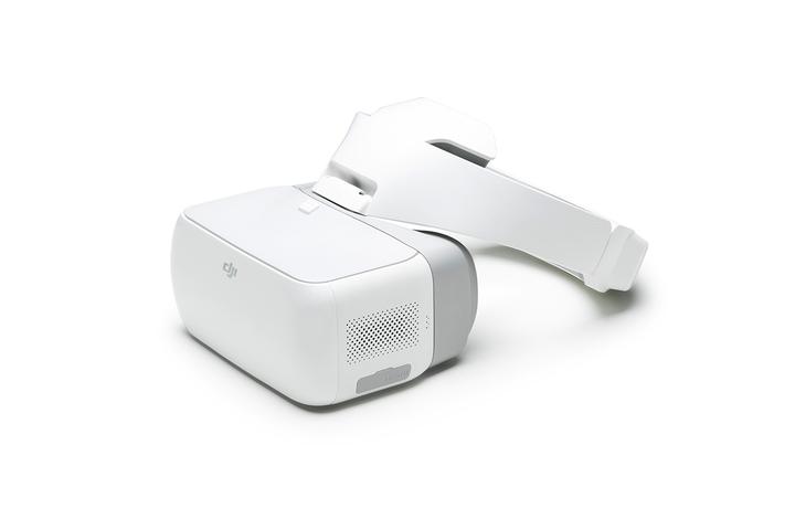DJI - Goggles, FPV brýle s bezdrátovým přenosem obrazu 2.4 GHz, 1920x1080