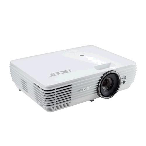 Acer H7850 DLP 4K UHD / 3840x2160 / 3000 ANSI / 1 000 000:1/ VGA, HDMI, HDMI 2.0(MHL)/ HDR, Rec 2020/ 5,5 Kg