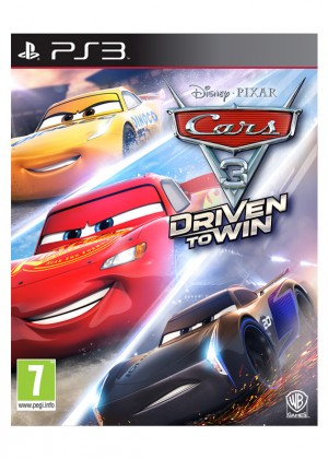 PS3 - Cars 3: Driven to Win