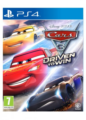 PS4 - Cars 3: Driven to Win