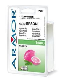 ARMOR cartridge pro Epson Stylus Photo R265 magenta (T080340)