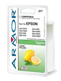 Armor ink-jet pro Epson SP R265 (T080440) Y