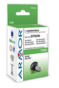 ARMOR cartridge pro EPSON SX425W, BX305F Black (T129140) 14 ml