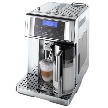 Kávovar DeLonghi ESAM 6750 chrom