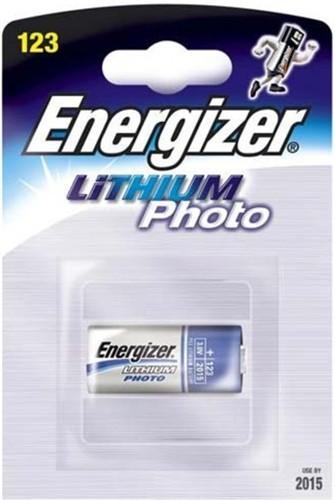 Baterie Energizer EL123AP / CR123