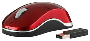 Speed Link Snappy Smart Wireless USB Mouse - Red